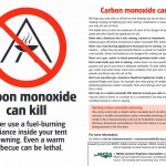 Carbon Monoxide MCEA Warning