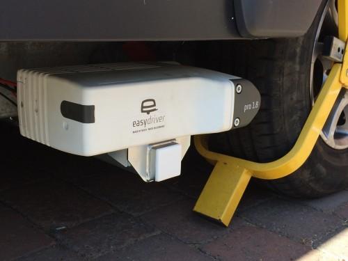 Easydriver caravan motor mover