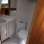Rental Vehicle Services Bathroom