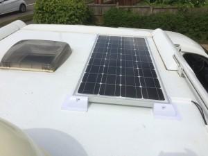 Solar Panel Installation in Enderby