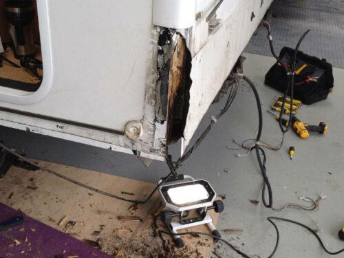 Damp Proofing Work